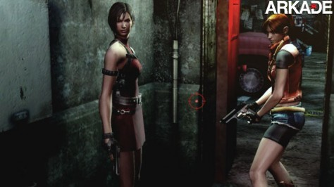 Resumo de reviews - Resident Evil: The Darkside Chronicles