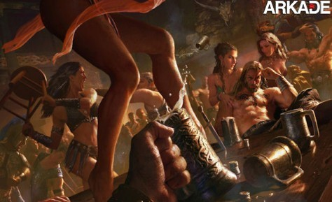 Increva-se até 1º de Janeiro e jogue Age of Conan de graça