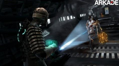 Sequência de Dead Space é anunciada por EA e Visceral Games