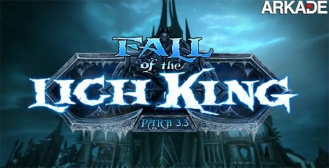 World of Warcraft: Fall of the Lich King - Trailer do novo patch