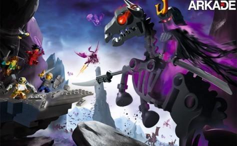 MMO Lego Universe permitirá montar qualquer coisa!