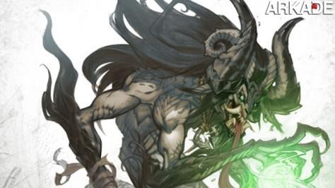 Artworks sensacionais dos personagens de Darksiders