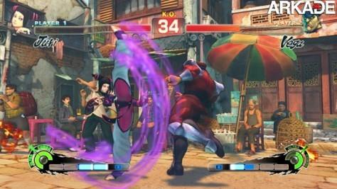 Capcom revela novos Ultra Combos de Super Street Fighter IV