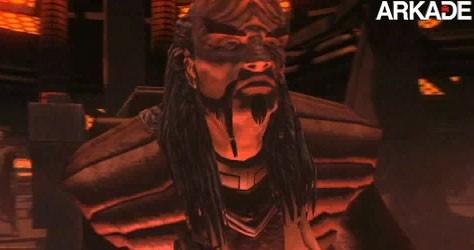 Novo trailer de Star Trek Online mostra a armada Klingon