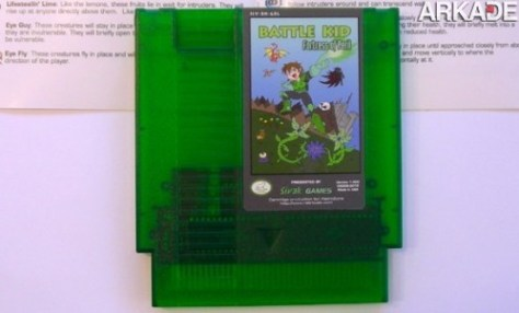 Empresa lança jogo de plataforma inédito para NES