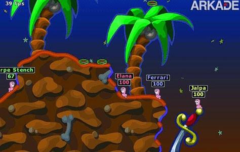 Worms Reloaded anunciado para Steam