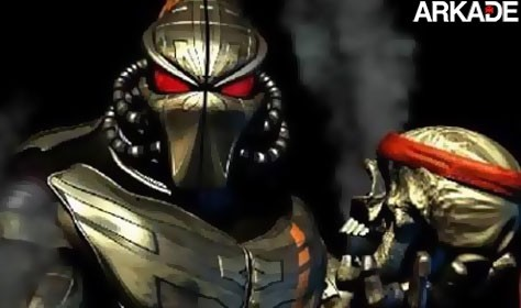 Personagem – A história de Fulgore (Killer Instinct)