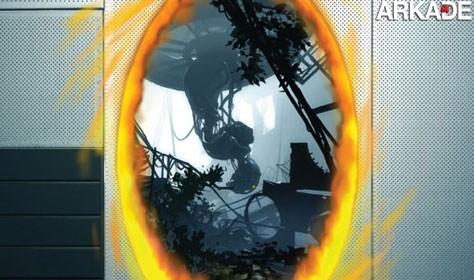Confirmado o game Portal 2 ainda para este ano