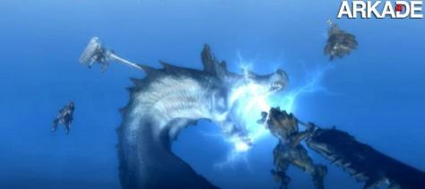 Resumo de Reviews - Monster Hunter Tri (Wii)
