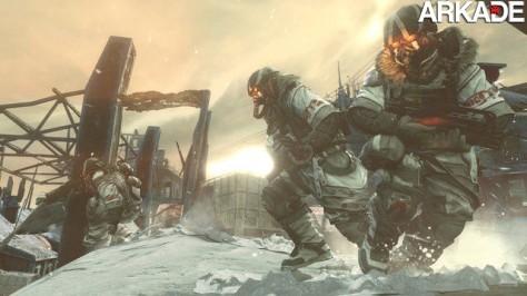 Killzone 3 é anunciado oficialmente e ganha primeiras imagens