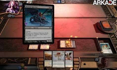 Magic: The Gathering previsto para sair na Steam