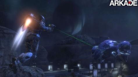 Vídeo mostra 7 minutos de gameplay de Halo: Reach