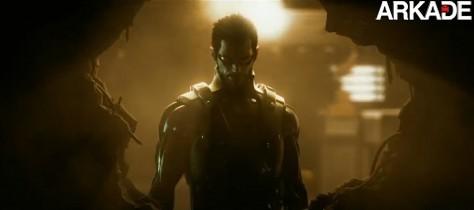 Veja o novo e incrível trailer de Deus Ex: Human Revolution