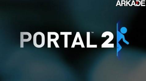 Confira dois novos vídeos de gameplay de Portal 2