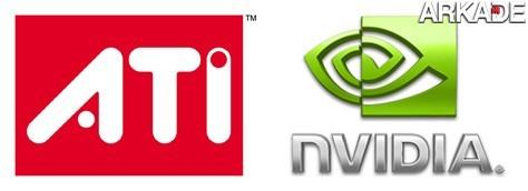 ATI supera Nvidia no mercado de placas de vídeo