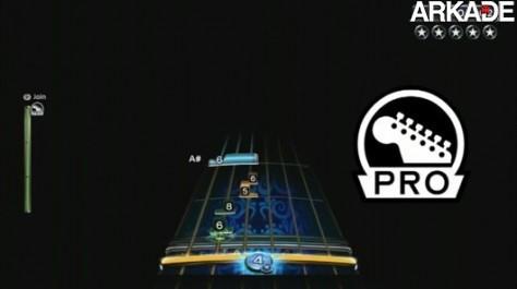 Trailer de Rock Band 3 mostra detalhes do novo modo de jogo Pro