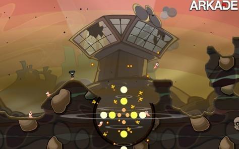 Worms Reloaded (PC) leva a série de volta às origens