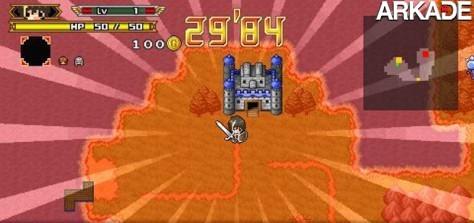 Veja as primeiras screenshots de Hero 30 Second, para PSP