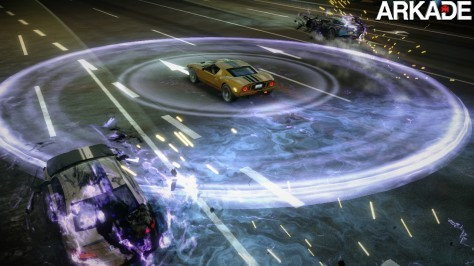 Review do Leitor – Blur (PC, PS3, X360)