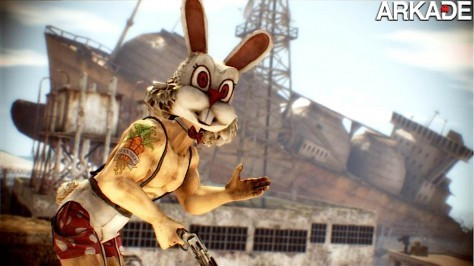 Square Enix anuncia Gun Loco, novo game para Xbox 360