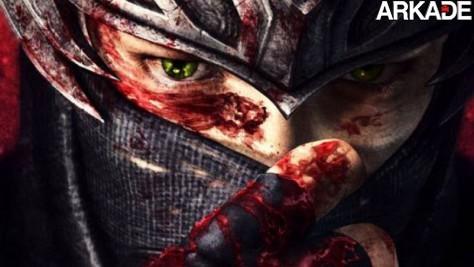 Ninja Gaiden 3 é anunciado pela Tecmo Koei