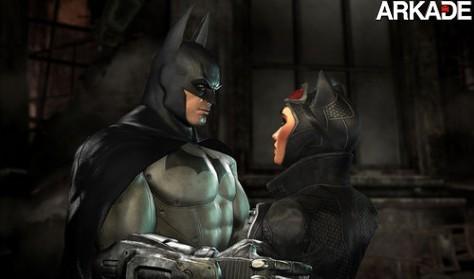 Batman: Arkham City ganha vinte novas screenshots
