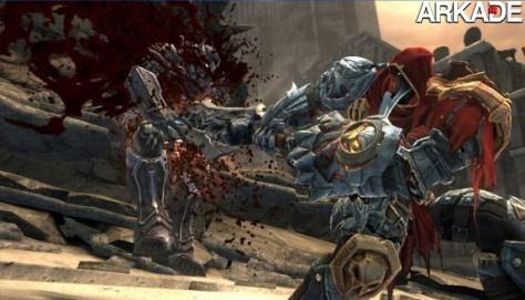 Darksiders (PC, PS3, X360) coloca o jogador entre anjos e demônios