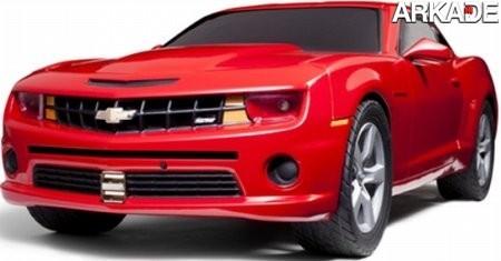 General Motors lança computador em forma de Camaro
