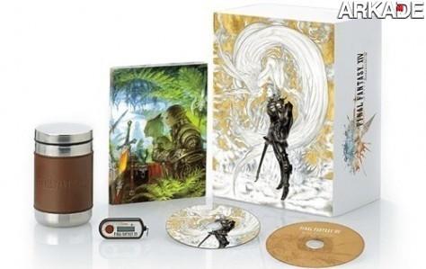Edição especial de Final Fantasy XIV traz brinde quase inútil