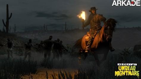 Red Dead Redemption ganha DLC que coloca zumbis no Velho Oeste