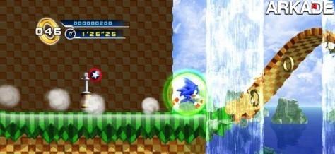 Sonic 4 ganha data e preço; veja um novo trailer do game