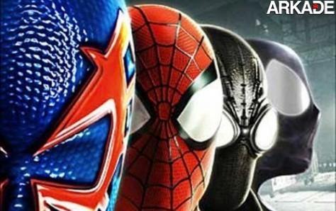 Veja as quatro dimensões do novo Spider-Man