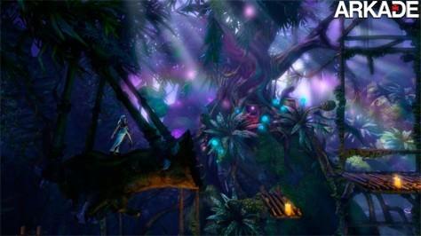 Confira o novo trailer de gameplay de Trine 2