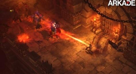 BlizzCon 2010 revela nova classe de Diablo III e mods de SC2