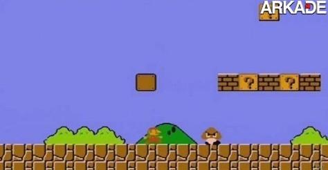 Vídeo relembra glitches e erros de Super Mario Bros.