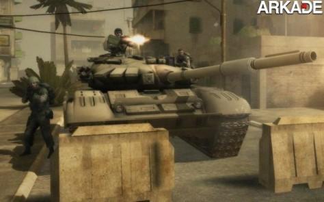 Electronic Arts anuncia novo jogo Battlefield Play4Free