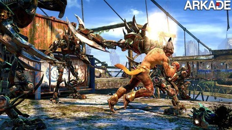 Enslaved: Odyssey to the West (PS3, X360)  - Review: Bela odisseia
