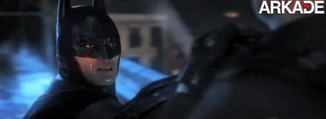 Batman: Arkham City tem seu vilão revelado em trailer inédito