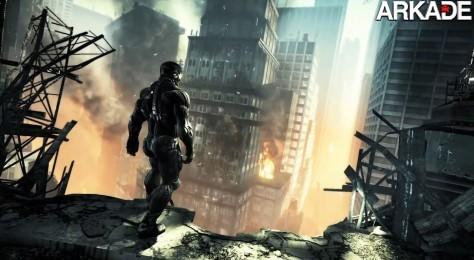 Trailer de Crysis 2 mostra as habilidades do novo nanosuit