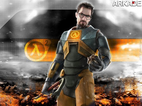 Personagem - A história de Gordon Freeman, de Half-Life