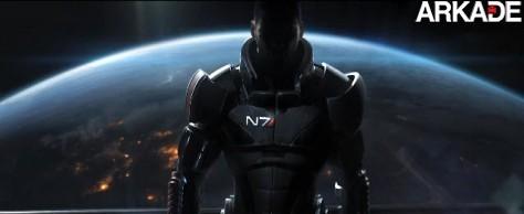 Mass Effect 3 é anunciado pela BioWare; veja o trailer