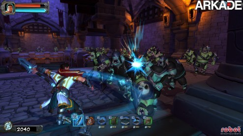 Orcs Must Die anunciado pela Robot Entertainment