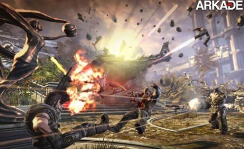 Bulletstorm ganha um explosivo trailer de lançamento; confira!
