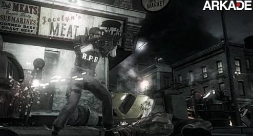 Leon morre no novo trailer de Resident Evil: Operation Raccoon City