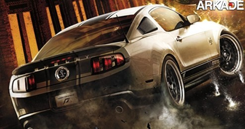 Novo Need for Speed: The Run é anunciado! Confira o trailer do game!