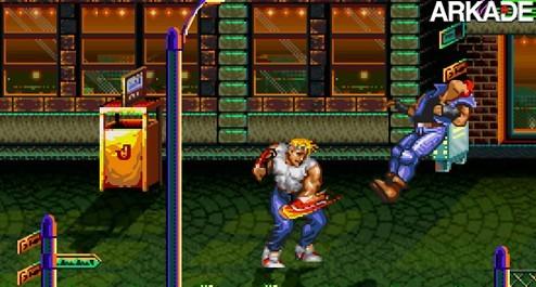 Streets of Rage: fãs criam remake turbinado do clássico dos 16 bits