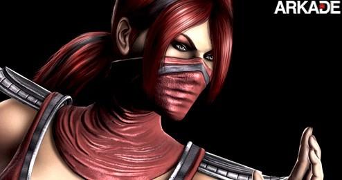 Mortal Kombat: veja o gameplay de Skarlet, a nova guerreira do game