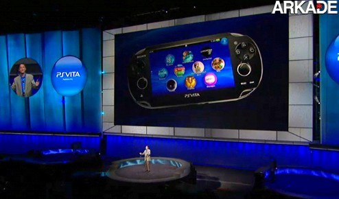PS Vita, Uncharted 3, PS Move e 3D: a conferência da Sony na E3 2011