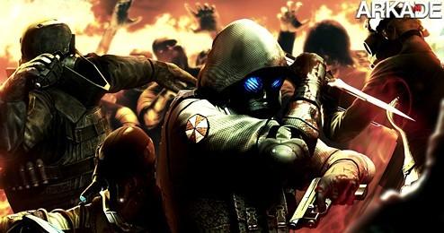 Resident Evil: Operation Raccoon City ganha novo trailer em CG