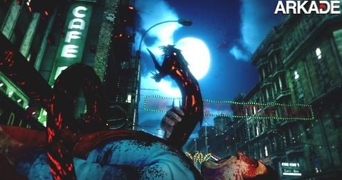 The Darkness II: confira o primeiro trailer de gameplay do game